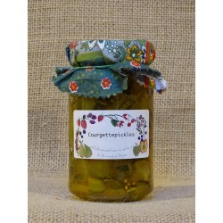 Courgettepickles